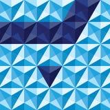 Triangel-bakgrund Fotografering för Bildbyråer