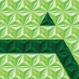 Triangel-bakgrund Arkivfoto
