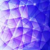 Triangelblått 04 Arkivbilder