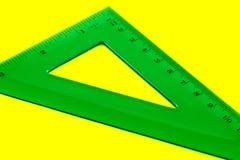 Triangelhjälpmedel Arkivbild