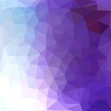 Triangelmodell av geometriska former färgrikt Royaltyfri Foto
