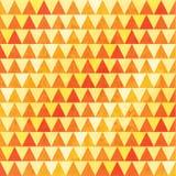Triangelmosaikbakgrund med mjuk textur Vektor Illustrationer