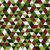 trianglar Vektor Illustrationer