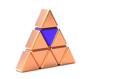 Triangle Royalty Free Stock Image
