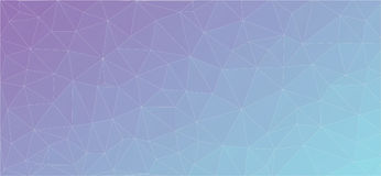 Triangle abstract background. Abstract 2D mosaic background with triangle shapes for web Stock Photography