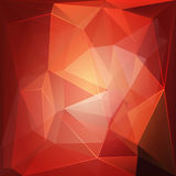 Triangle abstract background style Royalty Free Stock Images