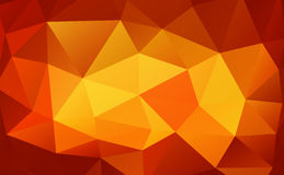 Triangle background. Colorful polygons. Royalty Free Stock Image