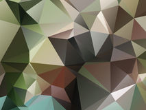 Triangle background vector illustration