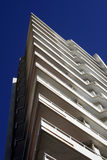 Triangle Balconies. Urban Apartment Building, Sydney, Australia Royalty Free Stock Photo