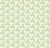 Triangle color gradient pattern Stock Photos