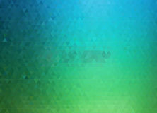 Triangle colorful abstract background. Royalty Free Stock Photography