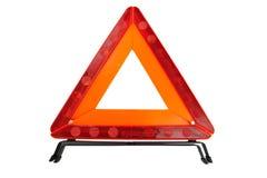 Triangle d'avertissement Images libres de droits