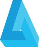 Triangle d'infini Illustration Libre de Droits