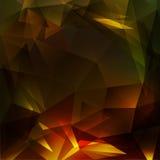 Triangle dark rad 01 Royalty Free Stock Photography
