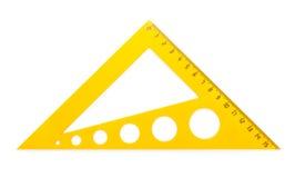 Triangle de dessin photo stock