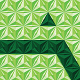 Triangle-fond Photo stock