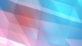 Triangular background stock footage