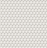 Triangle holes Pattern. Vector illustration Royalty Free Stock Images