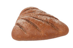 Triangle loaf of rye bread Royalty Free Stock Image