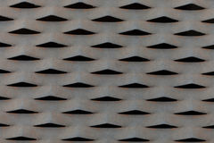 Triangle metal texture Stock Images