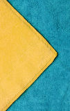 Triangle microfiber background Royalty Free Stock Image