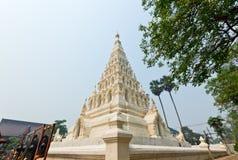 Triangle Pagoda Stock Photo