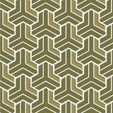 Triangle pattern Royalty Free Stock Image