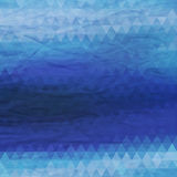Triangle pattern. Abstract geometric background. Triangle pattern Stock Photos