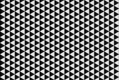 Triangle pattern, black and white gradient seamless vector backg. Triangle pattern, seamless vector texture Royalty Free Stock Images