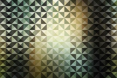 Triangle pattern Royalty Free Stock Photo