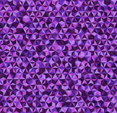 Triangle pattern. Seamless vector Stock Photo