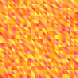 Triangle pattern. Vector seamless background Royalty Free Stock Photos