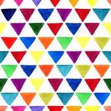 Triangle pattern. Stock Photo