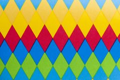 Triangle Prisms Abstract Background - Foto di stock immagine. Triangle Multicolors Prisms Abstract Background - Carnival stock photo royalty free stock image