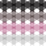 Triangle seamless background. Seamless geometric triangle abstract background pattern Stock Photo