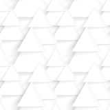 Triangle seamless pattern Royalty Free Stock Photography