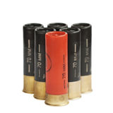 Triangle of Shotgun Shells Royalty Free Stock Image