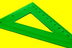 Triangle tool Stock Photography