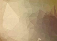 Triangled background Royalty Free Stock Photo