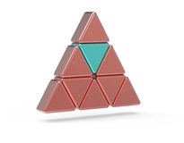 Triangles Royalty Free Stock Photography