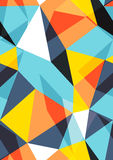 triangles illustration de vecteur