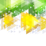 Triangles Abstract Background Royalty Free Stock Image