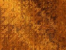 Triangles abstraites de fond II Photos libres de droits