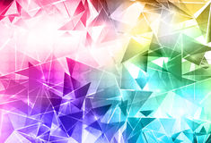 Triangles background Royalty Free Stock Photo