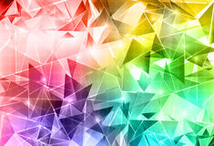 Triangles background Royalty Free Stock Image