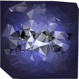 Triangles background. different caliber Royalty Free Stock Images