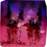 Triangles background. different Royalty Free Stock Photos