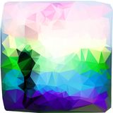Triangles background. different Royalty Free Stock Image