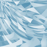 Triangles background Stock Photos