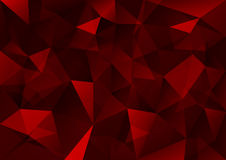 Triangles Background Stock Images